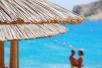 История пляжной Греции