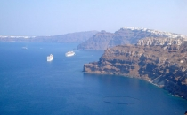 Однодневный круиз на Санторини