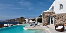 VIP Вилла №43 на острове Миконос