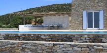 VIP Вилла №22 на острове Парос