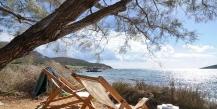 VIP вилла на острове Антипарос