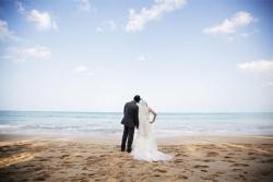 Санторини признан свадебной меккой